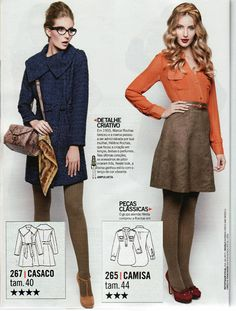 Fehr Trade: Manequim May 2012 Sewing Magazines, Peplum Dress, How To Wear, Clothes, Search, Dresses, Fashion, Research, Vestidos