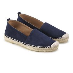 Suede Espadrilles   The White Company
