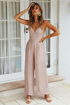 Right From The Start Jumpsuit Mocha Right From The Star., Right From The Start Jumpsuit Mocha Right From The Start Jumpsuit Mocha. Summer Wedding Outfits, Dresses To Wear To A Wedding, Spring Outfits, Autumn Outfits, Semi Formal Dresses For Wedding, Semi Formal Outfits, Wedding Summer, Dress Outfits, Cute Outfits