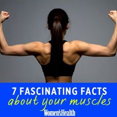 Muscle Facts | Women's Health Magazine