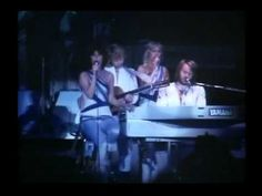 Abba - I Have a dream - Official Live Video December 1979