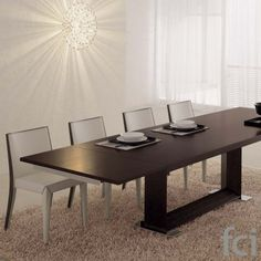 48 Best Cattelan Italia Contemporary Dining Tables Images - Stylish-dining-rooms-from-cattelan-italia