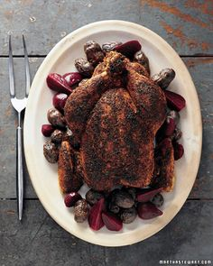 Deviled Chicken - Martha Stewart Recipes