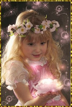 The perfect Kid Flower Cute Animated GIF for your conversation. Discover and Share the best GIFs on Tenor. Images Gif, Gif Pictures, Beautiful Gif, Beautiful Pictures, Beautiful Flowers, Animation, Beau Gif, Glitter Graphics, Gif Animé