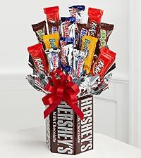 Sweets in Bloom® Chocolate Lover's Dream Bouquet