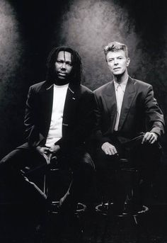 Nile Rodgers & David Bowie