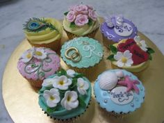 wedding cupcakes images - Google Search