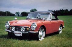 Honda 1967 S600