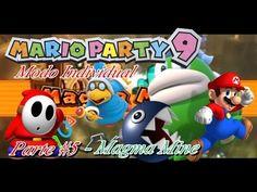 Mario Party 9: Modo Individual ep #5 Magma Mine