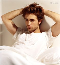 Sorry, still love Robert Pattinson.