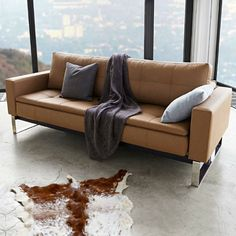 Murphy Sofa Bed With Arms Double Usa Sleeper