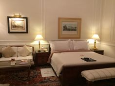 The Imperial Palace Hotel in Nee Delhi