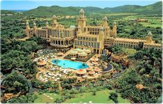 Palácio da Cidade Perdida, África do Sul