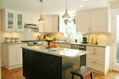 Small Kitchen Remodels Design, Pictures, Remodel, Decor and Ideas - page 2