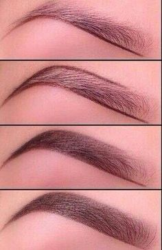 I need this eyebrow one at minimum!! | A DIY Wedding ideas http://www.howtodiywedding.com #weddingmakeup | only in here http://designingweddings.net