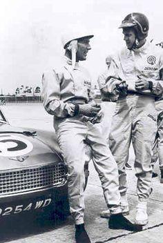 Spridget and Moss Sebring 62