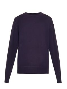 Fiji cashmere and silk-blend knit sweater | Isabel Marant