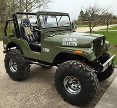 Jeep Discover Trucks and Bucks Trucks and Bucks Cj Jeep, Jeep Cj7, Jeep Wrangler, Jeep Gear, Jeep Pickup, Jeep Truck, Green Jeep, Badass Jeep, Military Jeep