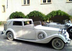 1935 Rolls-Royce Sedanca de Ville by Gurney Nutting Best Classic Cars, Classic Trucks, Rolls Royce Limo, Vintage Cars, Antique Cars, Classic Rolls Royce, Rolls Royce Phantom, Bmw, Bentley Continental