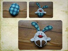 DIY Video - Hase im Ei von Stefanie Perlenfee mit kostenlosen Schnittmuster - YouTube