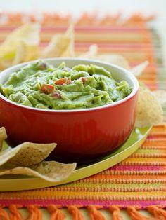 Get Fiesta Guacamole Recipe from Food Network