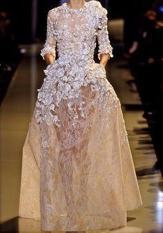 notordinaryfashion:  Elie Saab Haute Couture Spring 2013