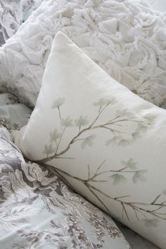 Browse Ethan Allen's selection of decorative pillows including lumbar pillows and throw pillows for indoor and outdoor use. Shop for throw pillows today! Lumbar Pillow, Throw Pillows, Aqua Bedding, Beautiful Homes, House Beautiful, Decorative Pillows, Hand Painted, Ethan Allen, Embroidery Ideas