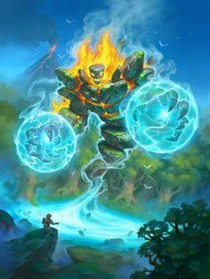 Kalimos, Primal Lord - Hearthstone: Heroes of Warcraft Wiki