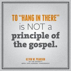 Sunday Afternoon Session Quotes - April 2015 General Conference