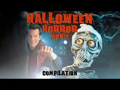 YouTube Jeff Dunham Videos, Horror Movie Quotes, Horror Movie Trailers, Halloween Horror Movies, Comedy Specials, Drive In Movie Theater, New Comedies, Comedy Show, Spirit Halloween