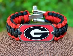 Survival Straps.  Pretty sweet, but where is Texas Tech?
