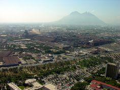 MONTERREY by foto aerea mexico, via Flickr