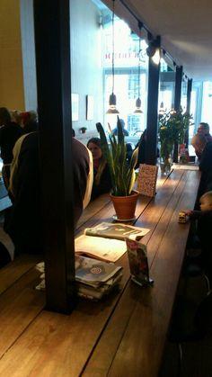 Barista café Utrecht