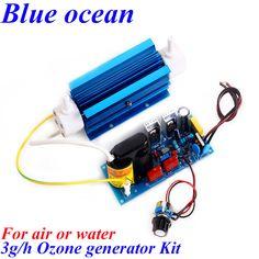 CE FCC 3g/h adjustable ozone generator for water treatment otsoni