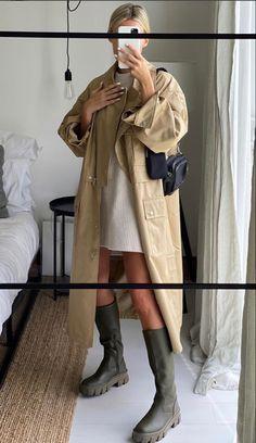 Zara, Casual Outfits, Fashion Outfits, Womens Fashion, Spring Fashion, Winter Fashion, Mode Ootd, Looks Cool, Minimal Fashion