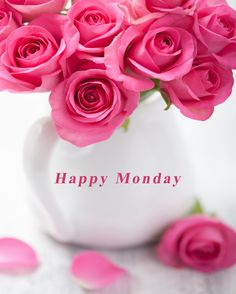 Happy Monday  pinned by www.computerfixx.biz