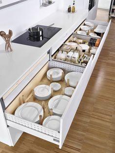 kitchen storage #home