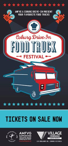 Village Cinemas - Food Truck Festival / January 7, 8, 14, 15, 21, 22, 28, 29 & 30, 2014 Food Truck Festival, January 7, Festivals, Cinema, Trucks, Design, Movies, Truck