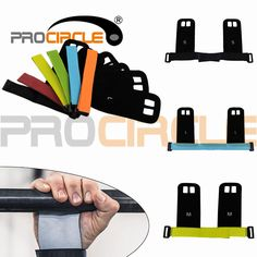 Free Delivery ProCircle Crossfit Grips Leather Palm Protectors Hand Guards //Price: $17.41 & FREE Shipping to USA // www.fitnessamerica.store //    #fitnessequipment
