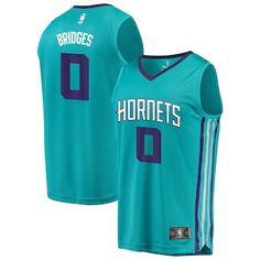 b3aecbb978f5 Fanatics. Miles BridgesNba DraftCharlotte HornetsBasketball JerseyTealTurquoise.  Miles Bridges Charlotte Hornets Fanatics Branded 2018 NBA Draft First Round  ...