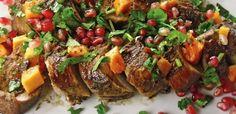 Το πετυχημένο περιοδικό μαγειρικής στον υπολογιστή, tablet ή κινητό σου! Αγαπημένες συνταγές από επώνυμους σεφ μαζί με τιπς και συμβουλές για την κουζίνα! Lunches And Dinners, Meatloaf, Baked Potato, Dinner Recipes, Potatoes, Beef, Baking, Christmas Recipes, Ethnic Recipes