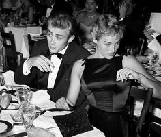 James Dean and Ursula Andress, 1955. Photo by Frank Worth. http://www.nytstore.com/1/1/528-james-dean-ursula-andress-1955-fw00319.html