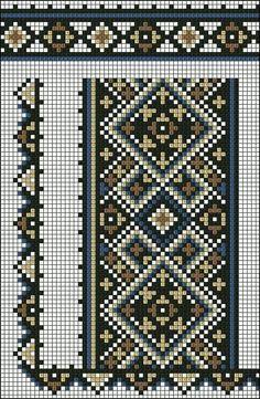Схема до чоловічої вишиванки 11