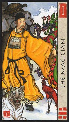 Arcanos do Feng Shui – Mago