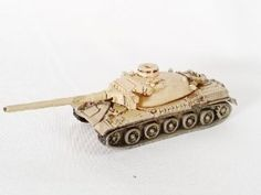 Leopard 1 Set Kaiyodo Panzertales World Tank Museum Series 09 AMX-30 18 Pcs