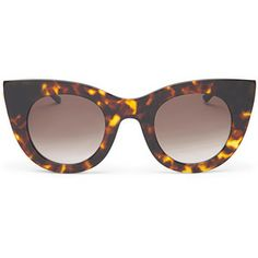 Thierry Lasry Divinity Sunglasses In Tortoise