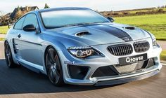 G6M V10 Hurricane CS Ultimate, The Fastest BMW with 1001 Hp