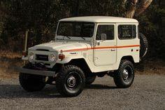 TOYOTA-LAND-CRUISER-FJ40-4X4-RESTORED-RARE-VINTAGE-TRUCK-4WD-R | Land Cruiser Of The Day!