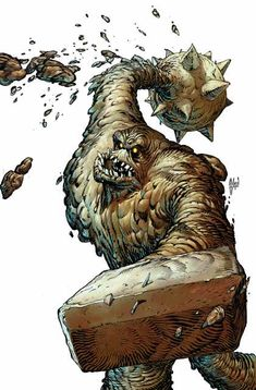 Clayface (Karlo) screenshots, images and pictures - Comic Vine