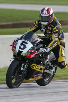 Motorn News: GEICO's Westby finishes fifth, moves up in Daytona SportBike standings